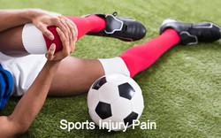 Sports Injury Pain Relief