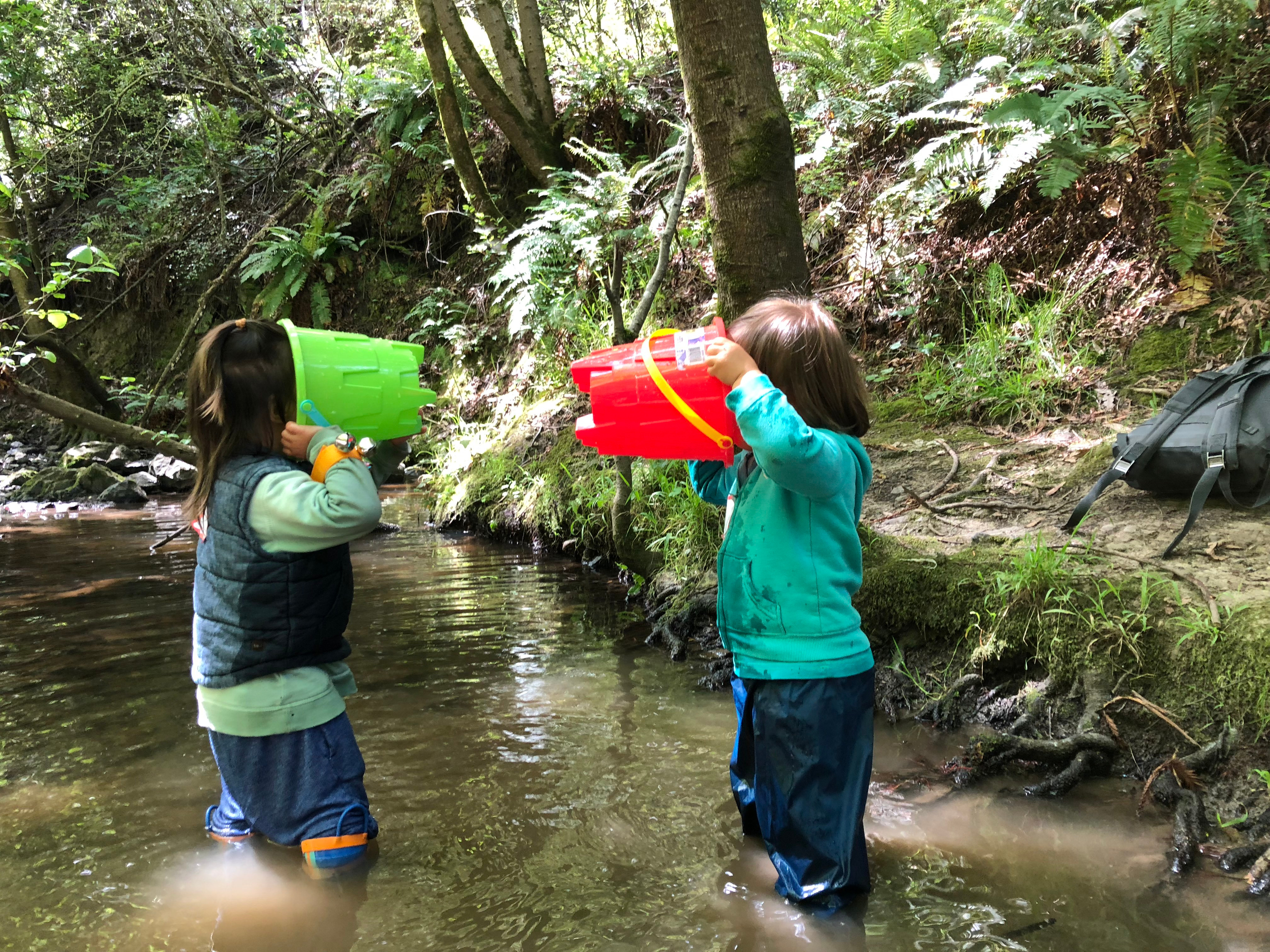Tadpole Class (Spring Session)