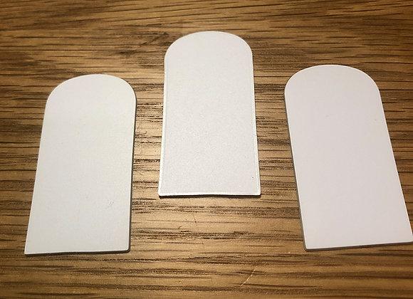 סט של 10 כרטיסיות PVC
