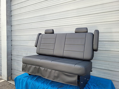 VAN CONVERSION MODULAR EXTENDING SOFA BED FUTON BENCH SEAT