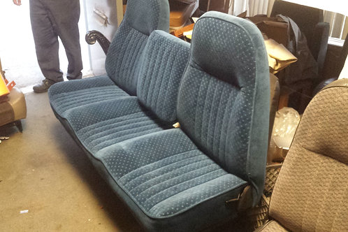 universal full size truck 3 seater center console/ seat bench seat