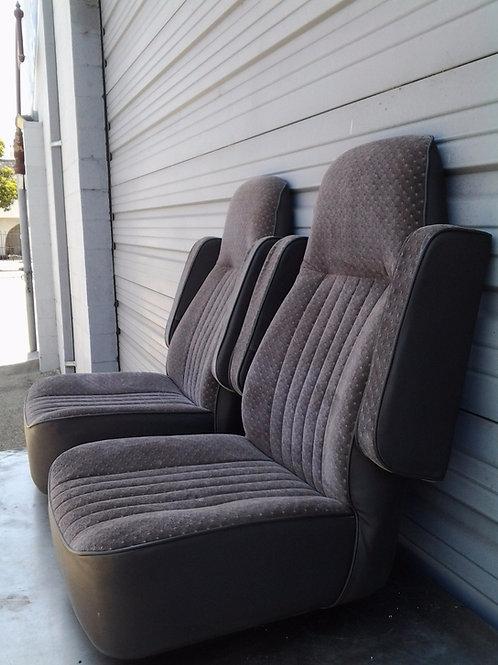 universal van captain chairs
