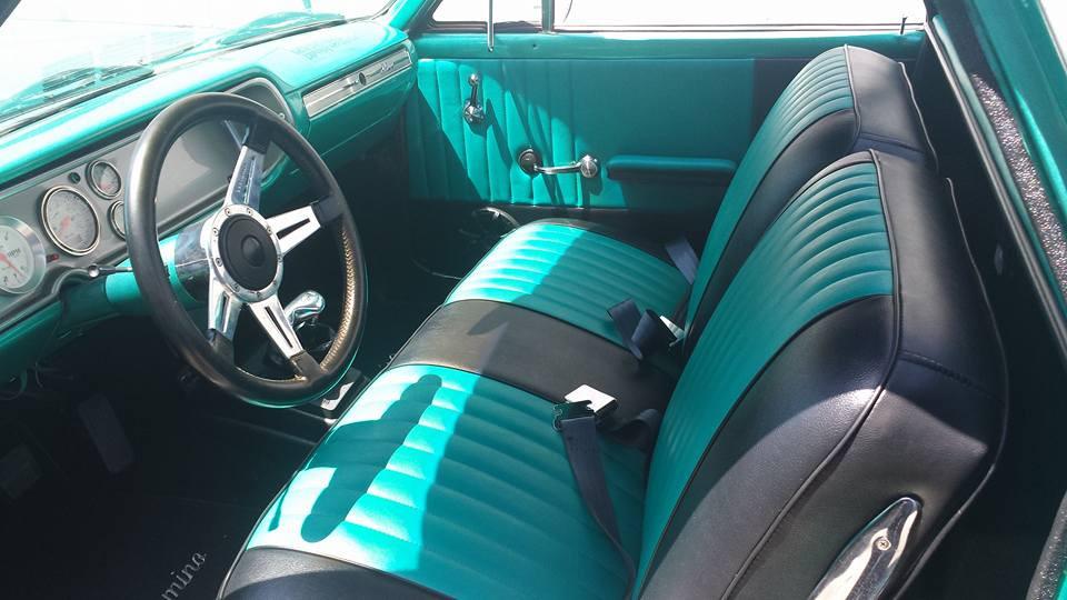 Elegant CUSTOM AUTO INTERIORS | LOS ANGELES | OK VAN AUTO UPHOLSTERY Design