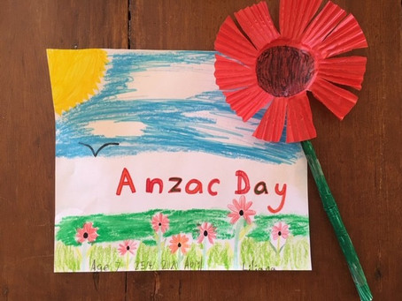 Anzac Day Art 2020