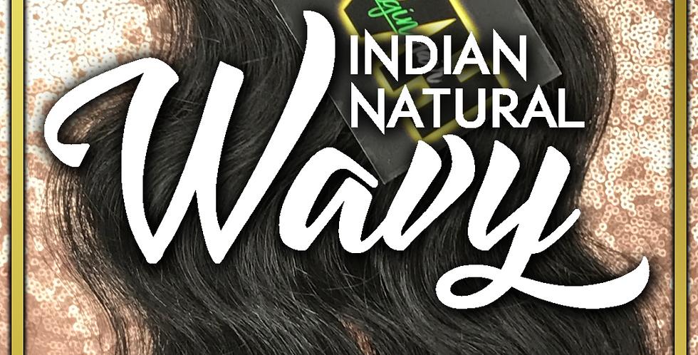 Indian Natural Wavy