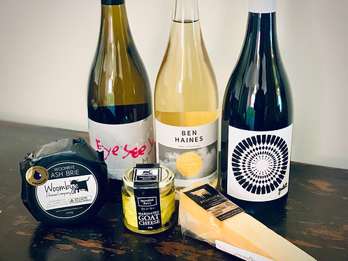 WINE & CHEESE PACK - MEDIUM