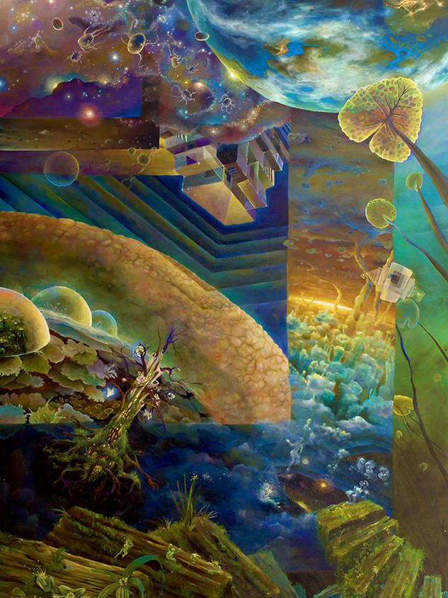 """Labyrinth of Infinite Doorways"""