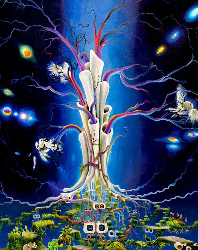 """The Bone Tree"""
