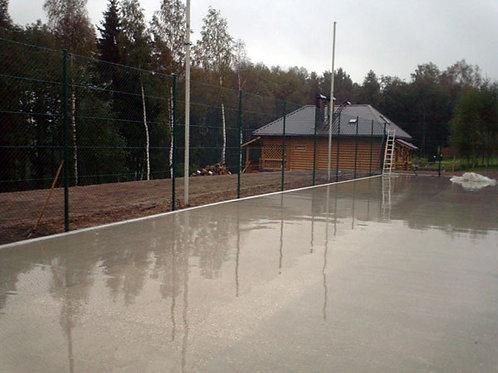 Декоративно-защитные покрытия для бетона