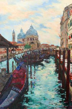 Venice Glory 24x36