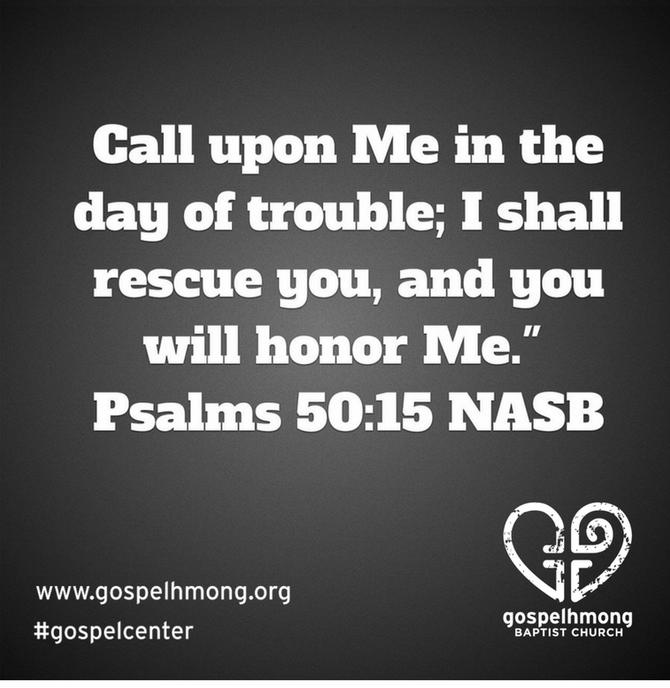 Psalms 50:15