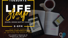 Join our LifeGroup!