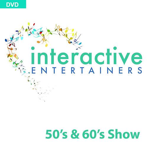 1950's & 60's Show