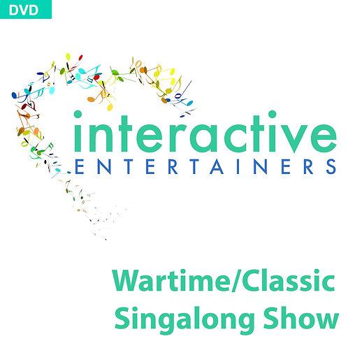 Wartime/Classic Singalong Show