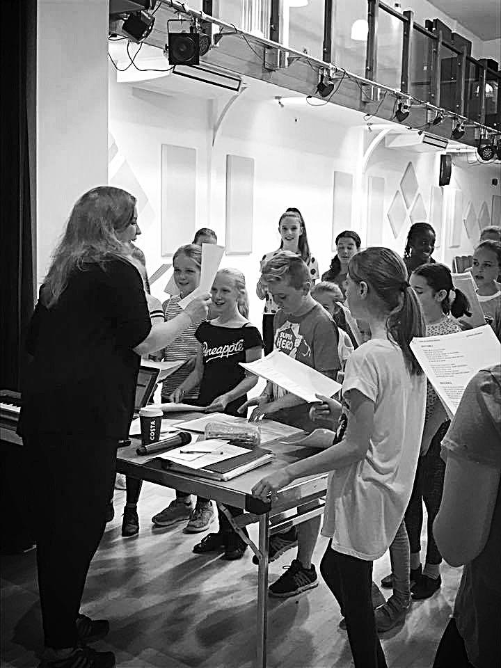 Singing Teaching