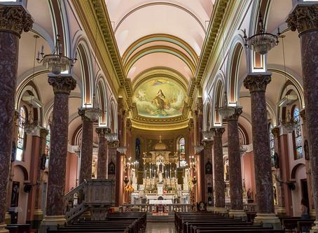 Projeto de Iluminação da Basílica Santa Teresinha do Menino Jesus