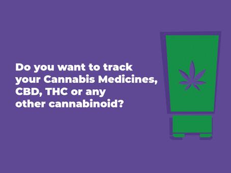 Adding Cannabis Medicines in OnTracka