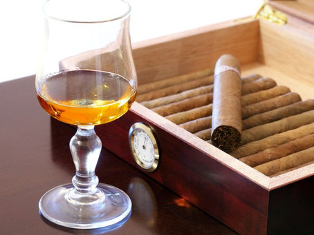 Aging Cigars In A Humidor