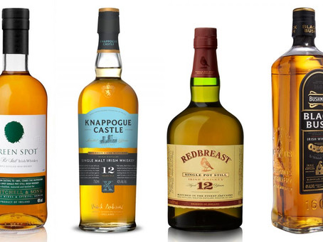 Best Irish Whiskey: 13 Superb Bottles To Try This St. Patrick's Day