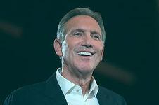 Ex-Starbucks Boss Schultz Backs $1.7 Billion Cyber Firm Wiz