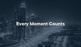 Every Moment Counts One Pager