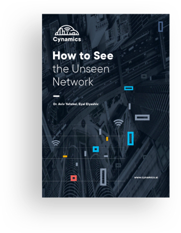 Cynamics- how to see the unseen network