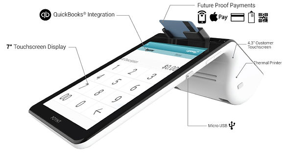 POS machine specification