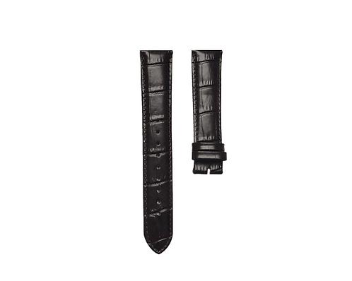 Black Croco Strap