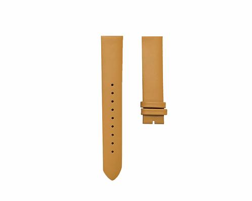 Carmel brown strap