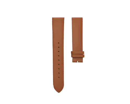 Orange brown strap