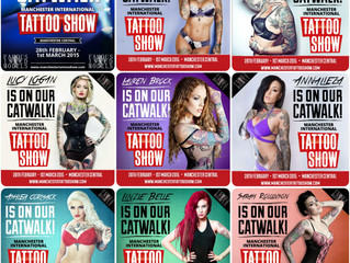 Manchester International Tattoo Show 2015