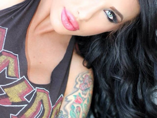 Welcome the Beautiful Ashley Dez to Famous Inked Models