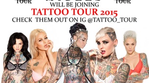TATTOO TOUR 2015!