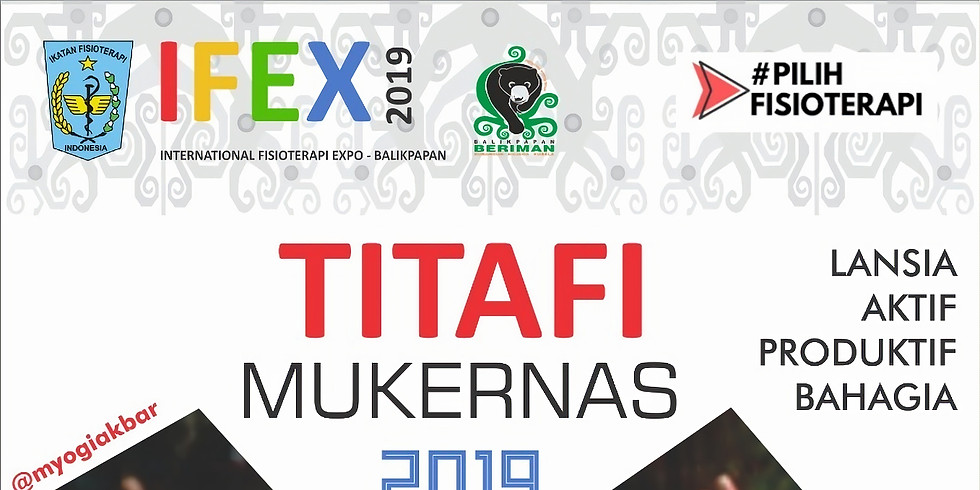 Indonesia Fisioterapi Expo (IFEX)