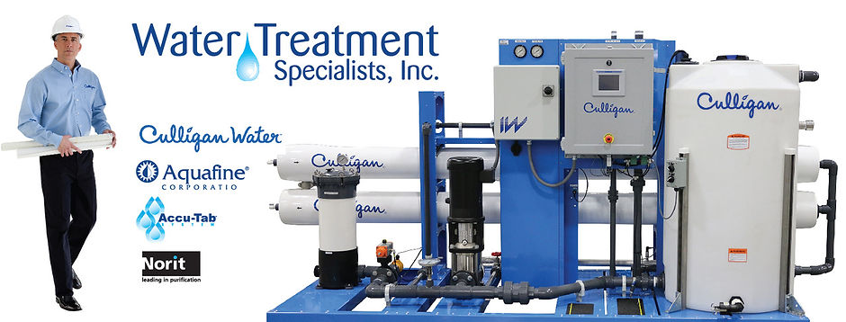 Water Treatment Specialists, Inc Reverse Osmosis System