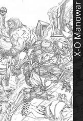 X-O Man O War