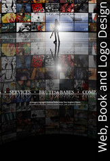 Web, Book and Logo Design