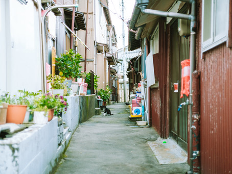 12/5(土)まち歩きとZINEづくり