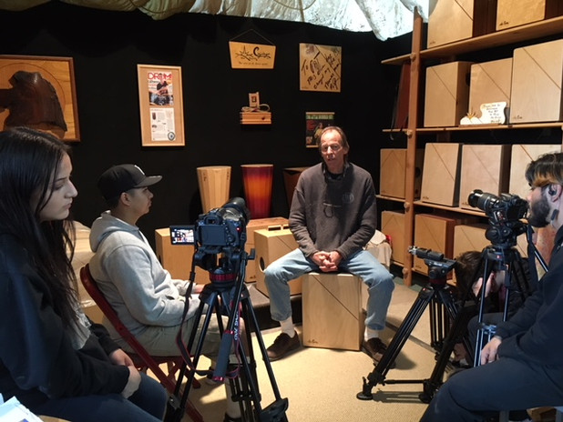 Pat's Woodworks Interview