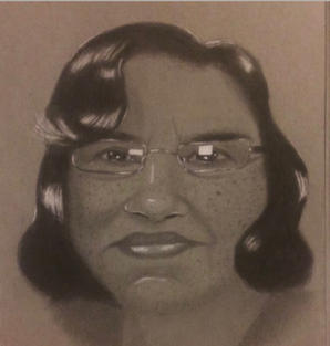 """""""Portrait of my Mother"""""""