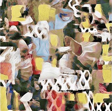 Collage by Arturo Mallmann