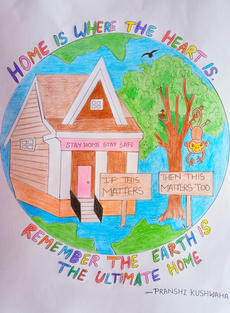 """""""Earth is the Ultimate Home"""""""