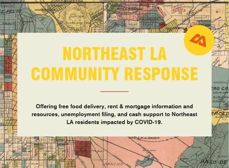 LA-Más Launches Northeast L.A. Community Response