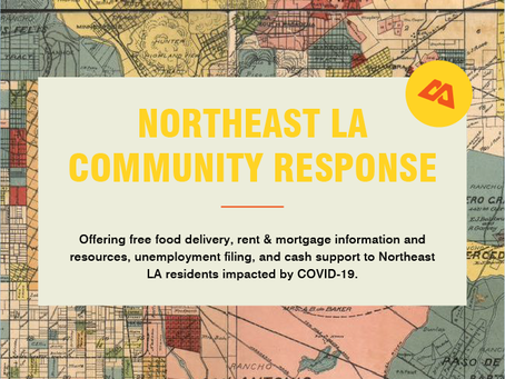 LA-Más Launches Northeast L.A. Community Response