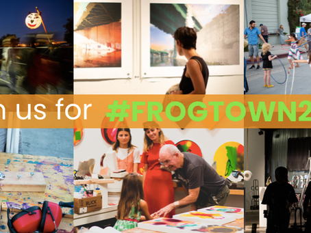 Join us for #FROGTOWN2020