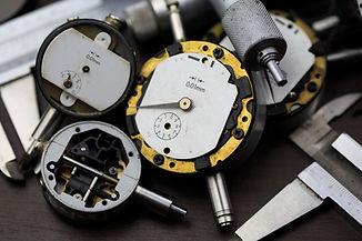 Réparation comparateur