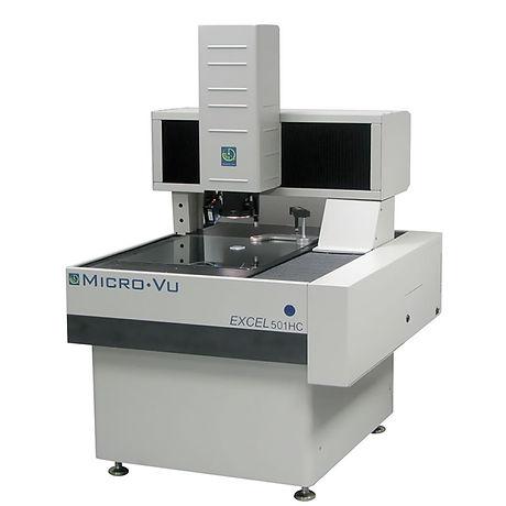 Machine de mesure optique Excel Microvu.
