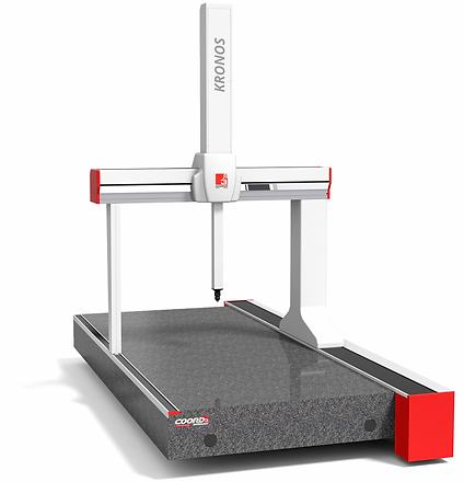 Machine de mesure tridimensionnelle kron