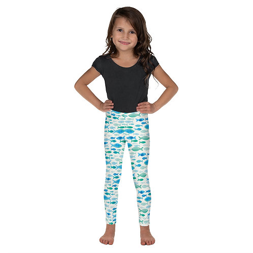 """Fintastic"" Kid's Leggings"