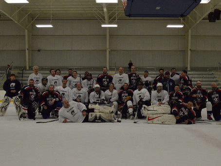 Mayhem Hosted USA Warriors for 4th Annual Co-Ed Scrimmage